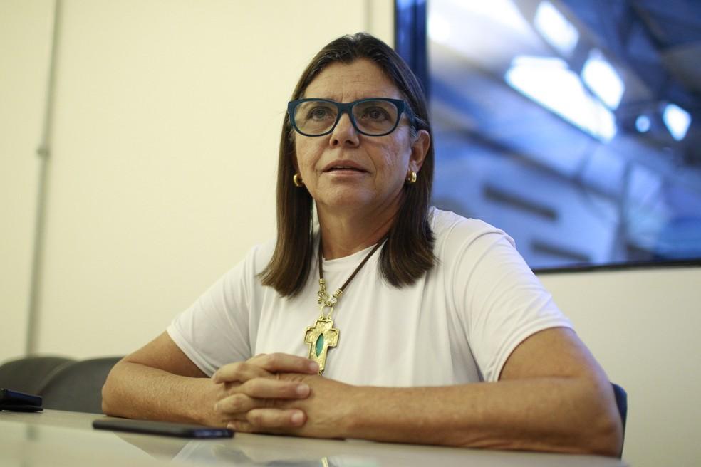 Roseana Sarney, ex-governador do Maranhão (Foto: Paulo Soares / O Estado do Maranhão)