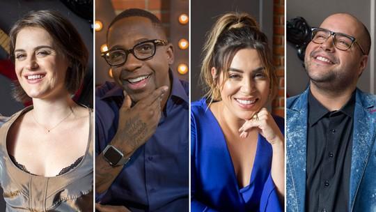 'Show dos Famosos': internautas escolhem performances favoritas do Grupo 1