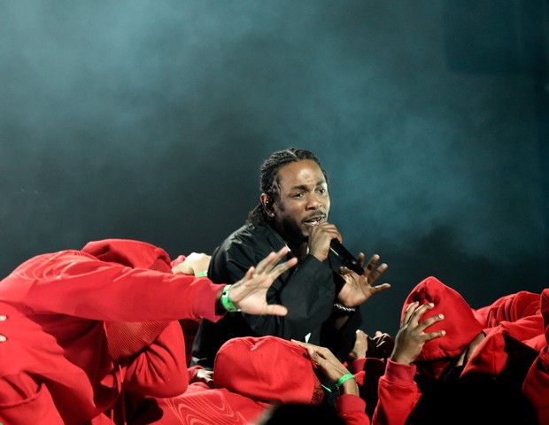 Kendrick Lamar  (Foto: getty images)