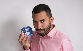Gil, do BBB21, é contratado pela marca Vigor