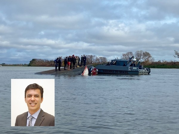 Médico do interior de SP é um dos sobreviventes de barco-hotel que naufragou no Pantanal; 4 parentes morreram