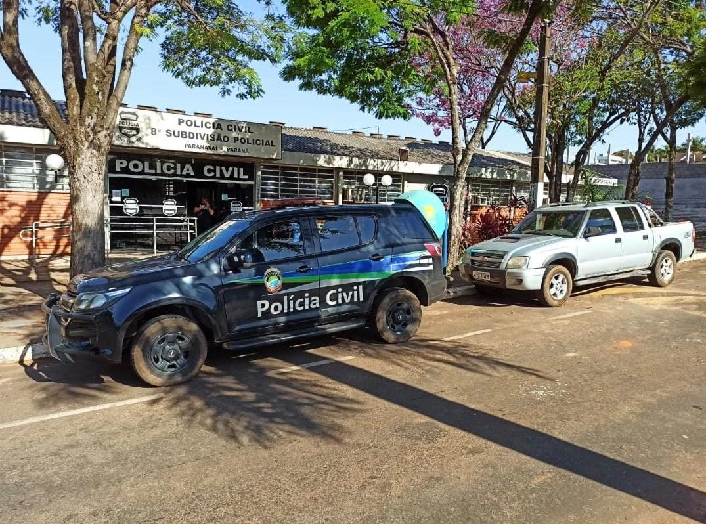 Suspeitos de matar policial aposentado em Mato Grosso do Sul são presos em Paranavaí