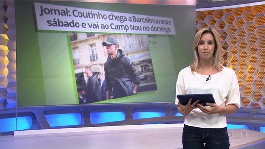 Staff de Phillipe Coutinho se reúne com Barcelona e acerto fica próximo