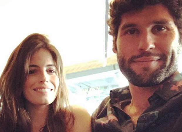 Fernanda Mader e Dudu Azevedo (Foto: Reprodução/Instagram)