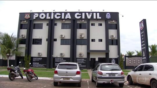 Cúpula da Secretaria de Segurança do Tocantins entrega cargos