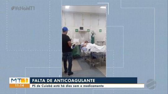 Familiares de paciente reclamam da falta de anticoagulante em PSMC