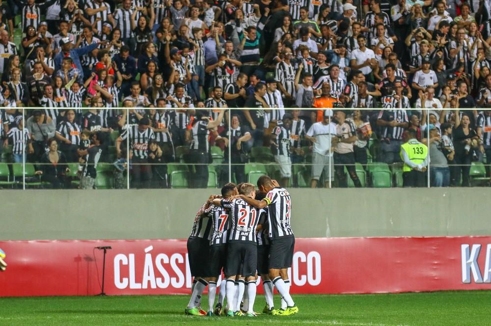 Guerreiro, Palmeiras segura empate com Galo em Belo Horizonte