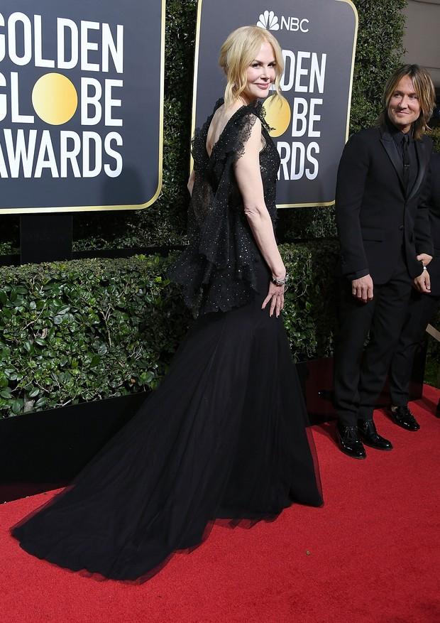 Nicole Kidman veste Givenchy (Foto: Getty Images)