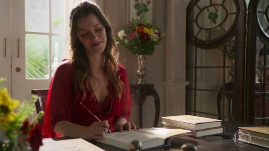 Elisabeta lança livro, Lady Margareth morre e 'chuva de tinta' cai no Vale do Café; confira os finais
