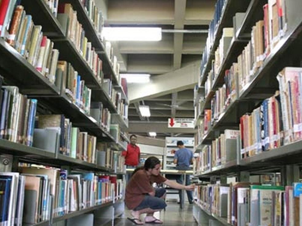 Biblioteca de Rio Preto faz semana especial para o Dia do Livro — Foto: Divulgação/Prefeitura de Rio Preto