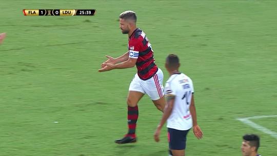"""""""Fez um jogo razoável"""": Troca de Passes analisa atuação de Diego pelo Flamengo"""