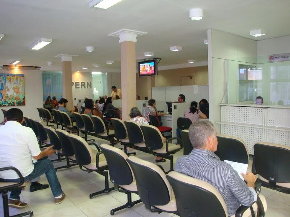 Instituto Previdenciário do RN (arquivo) — Foto: Divulgação/Governo do RN