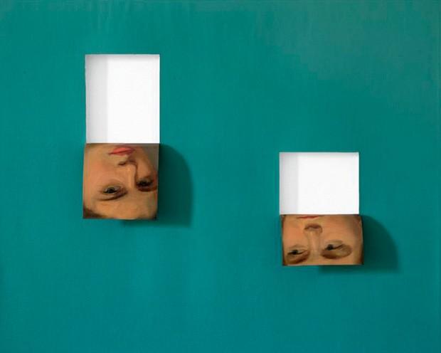 Tela da série Doubleface (2018) (Foto: Divulgação)