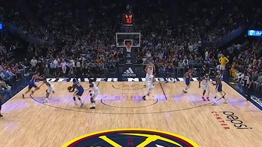 Confira o TOP 5 de jogadas da rodada da NBA