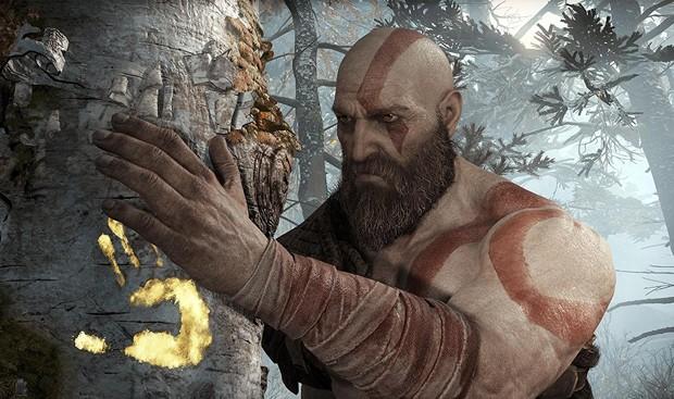 God of War e seu novo Kratos (Foto: Divulgação)