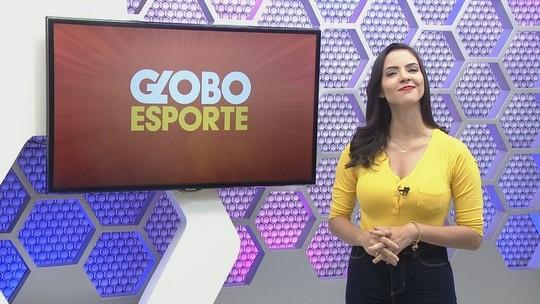 Assista a íntegra do Globo Esporte AM desta quarta-feira, dia 10