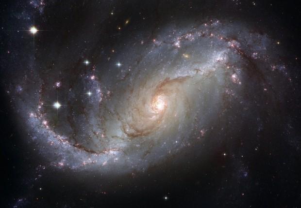 Cosmos - universo - espaço - astronomia - universo (Foto: Pexels)