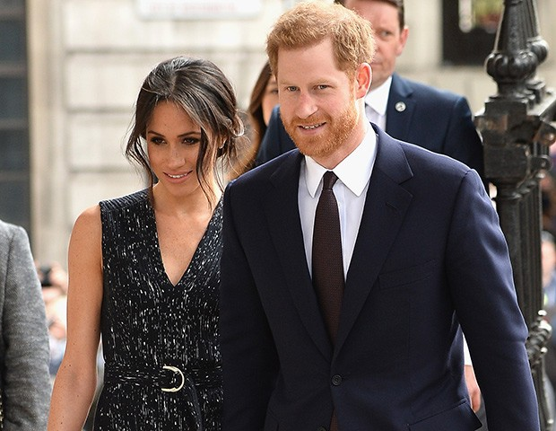 Príncipe Harry e Meghan Markle (Foto: Jeff Spicer / Getty Images)