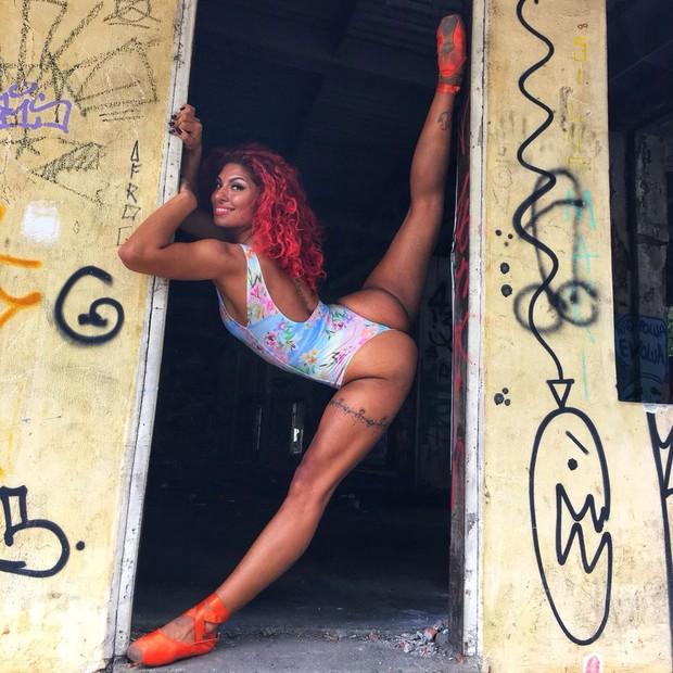 Isis Maia Bello, professora de ballet funk (Foto: Divulgação)