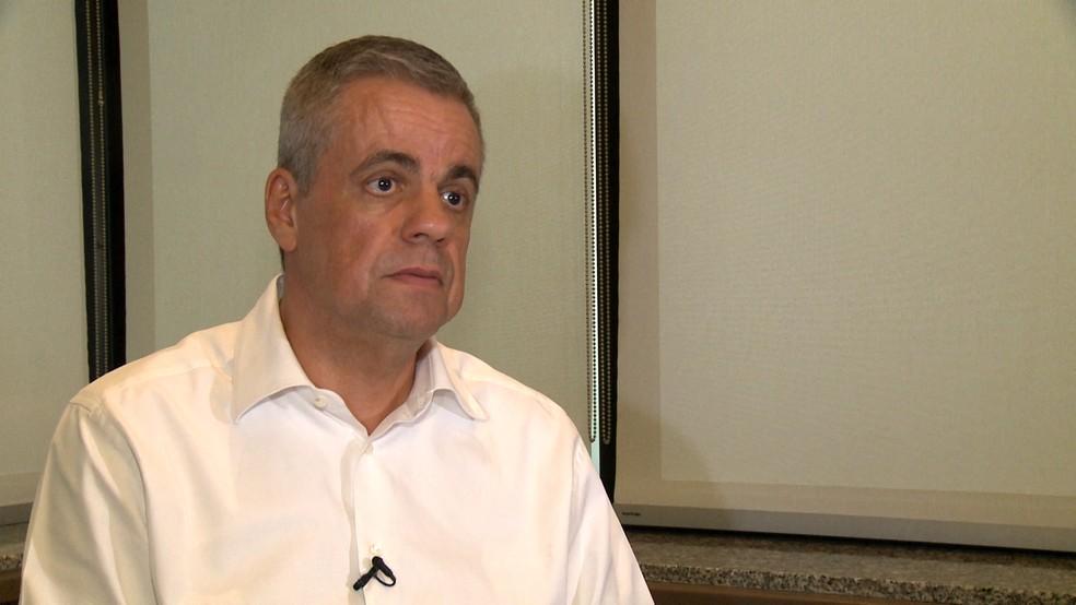 Presidente da Whirlpool para a América Latina, João Brega, em imagem de arquivo — Foto: Reprodução/G1