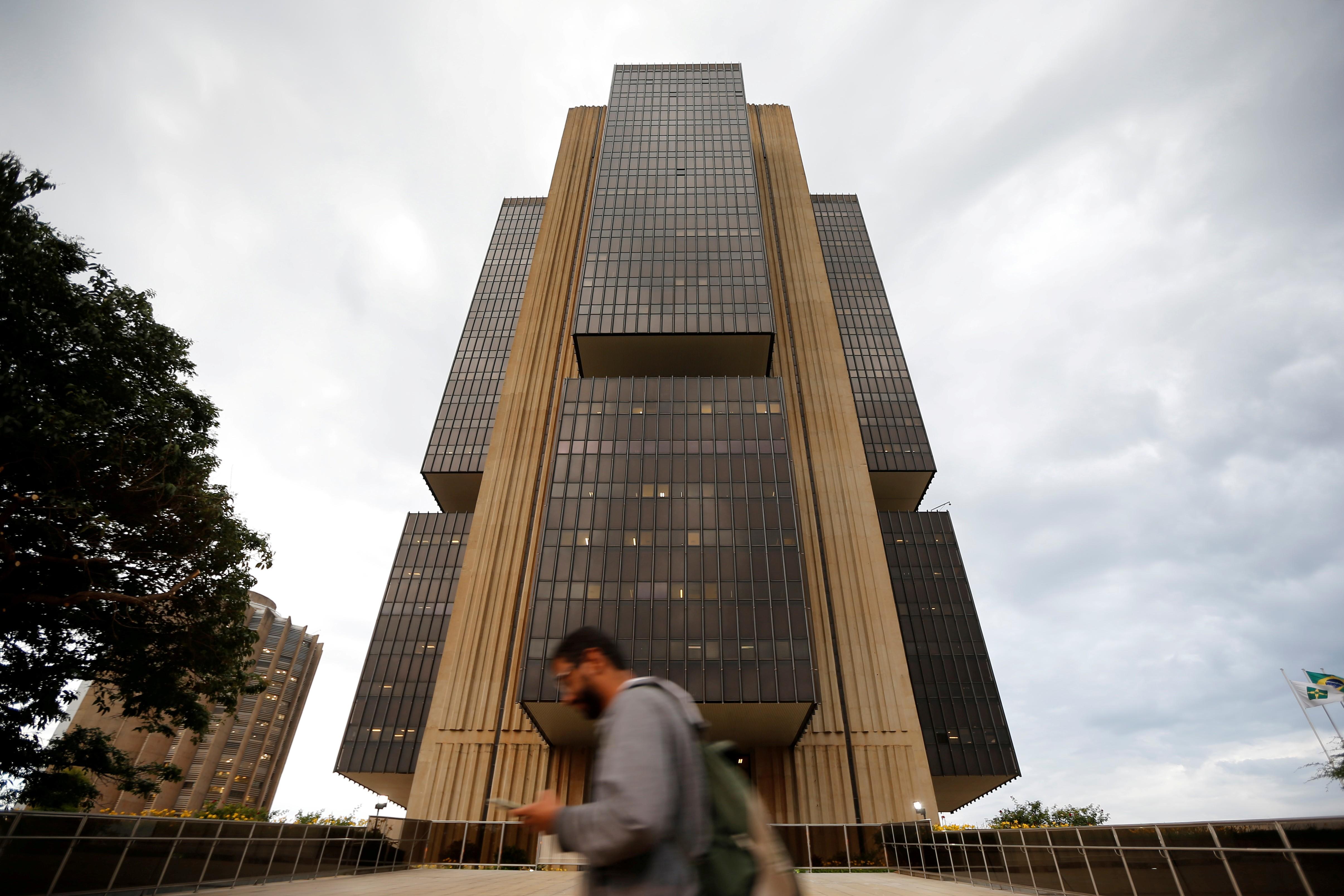Banco Central em Brasília 29/3/2019 (Foto: REUTERS/Adriano Machado)