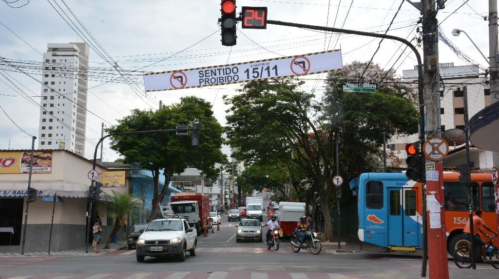 Trânsito de Nova Serrana será alterado a partir de sexta-feira  - Notícias - Plantão Diário