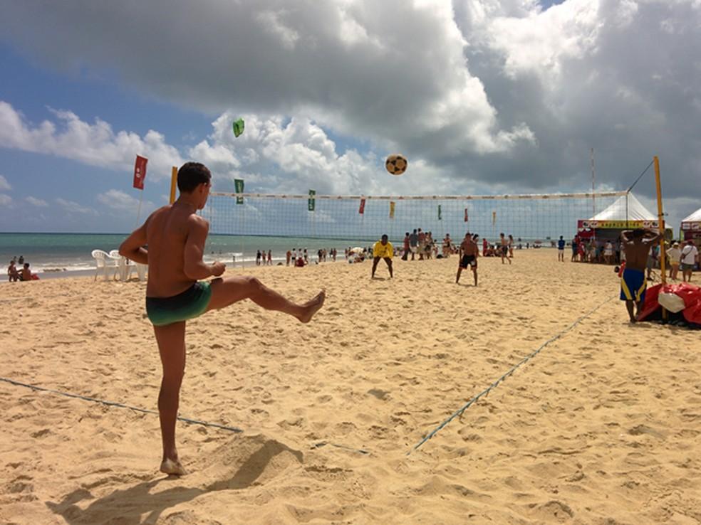 Verão potiguar terá altas temperaturas, segundo previsões da Emparn (Foto: arquivo/2014) (Foto: Rafael Barbosa/G1)