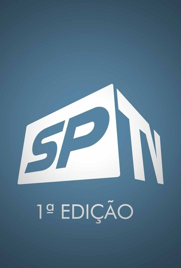 SPTV 1ª Edição