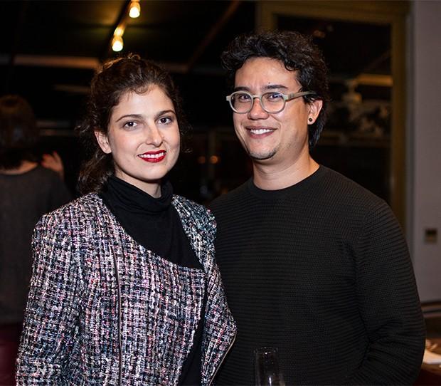 Ana Carolina Ralston e Rodrigo Ohtake (Foto: Divulgação/ Daniela Ramiro)