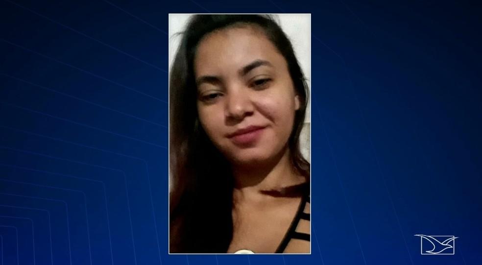 Assassinato de Vanessa Rocha Brito foi 5º caso registrado na Região Metropolitana de São Luís — Foto: Reprodução/TV Mirante