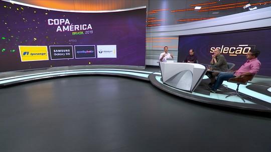 """Lédio Carmona critica lista de Tite para Copa América: """"Feita por reconhecimento e gratidão"""""""