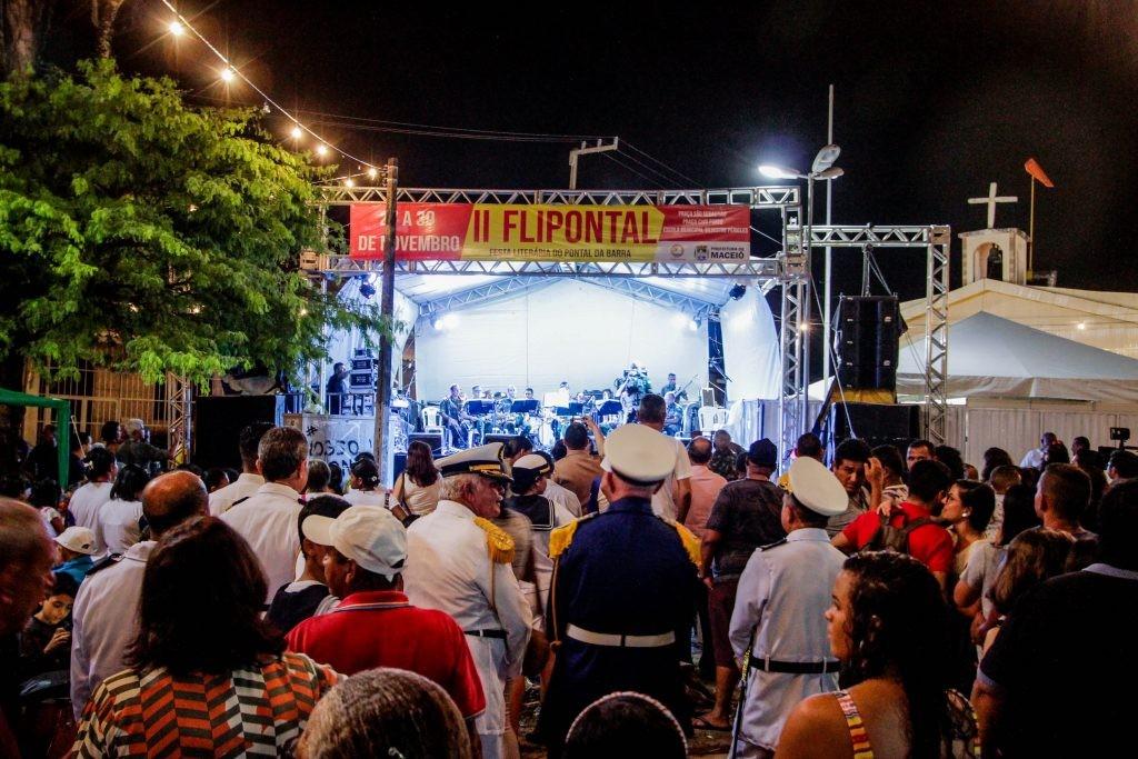 Flipontal começa nesta terça-feira em Maceió  - Notícias - Plantão Diário