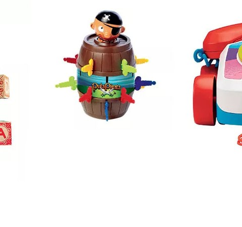 18 brinquedos que alegraram a sua infância e continuam com tudo