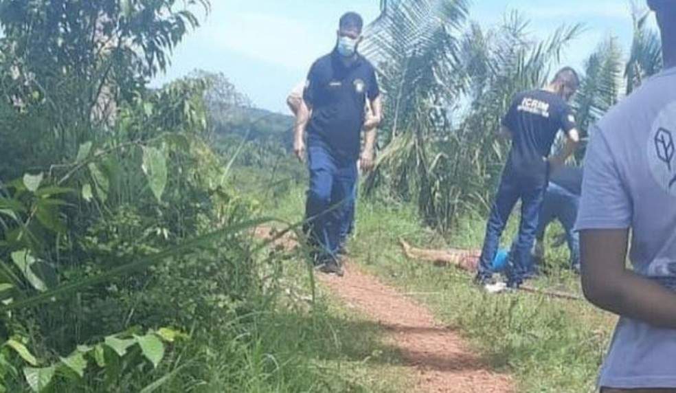 Jovem é achado morto e com os dois olhos arrancados no Maranhão — Foto: Divulgação