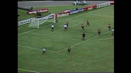 Há 16 anos, Bahia conquistava o Nordeste em cima do Sport; relembre a decisão