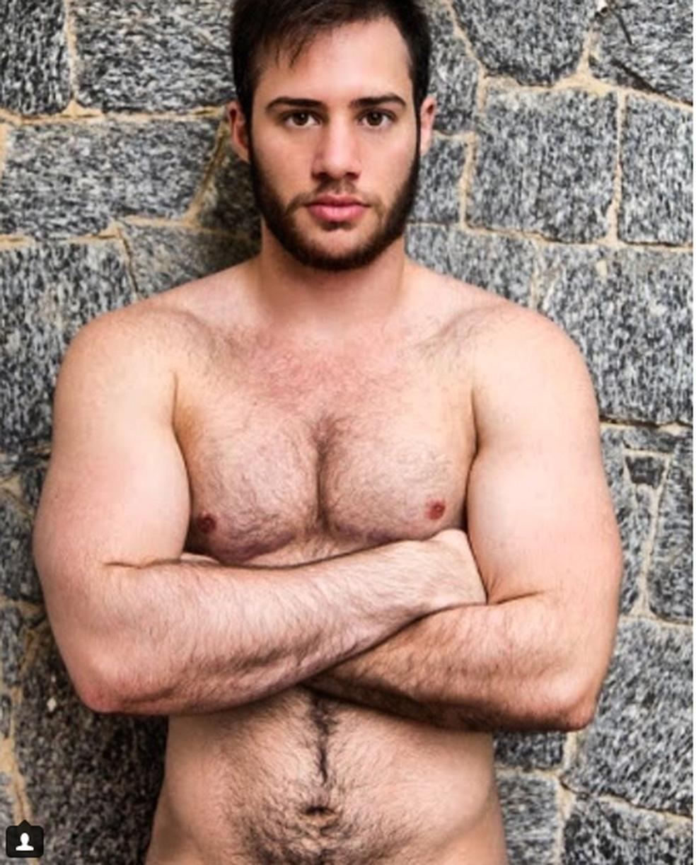 Paulo Vaz é trans gay (Foto: Reprodução/Instagram)