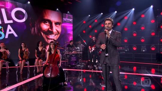 Murilo Rosa fica em último e deixa o 'PopStar', reveja as apresentações