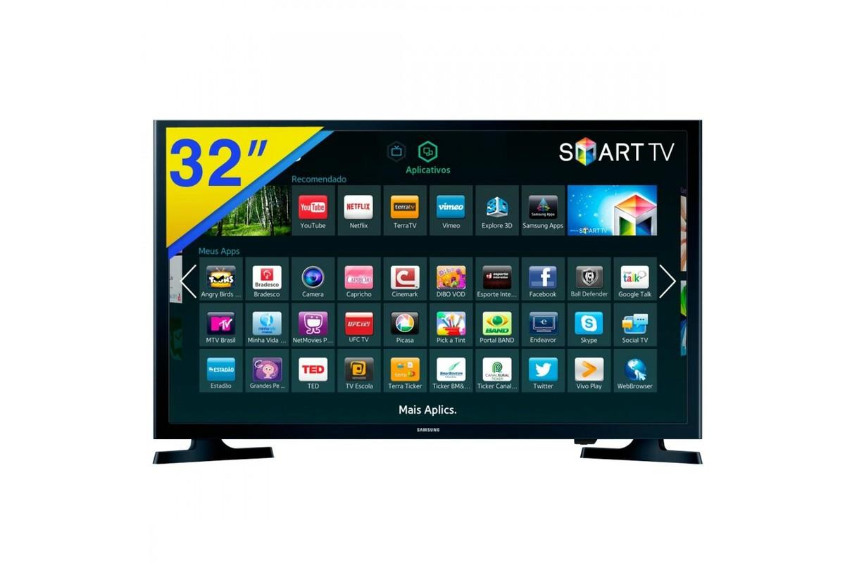 e6a9ad59f48bf Smart TV de 32 polegadas  confira modelos com menor preço no Brasil ...