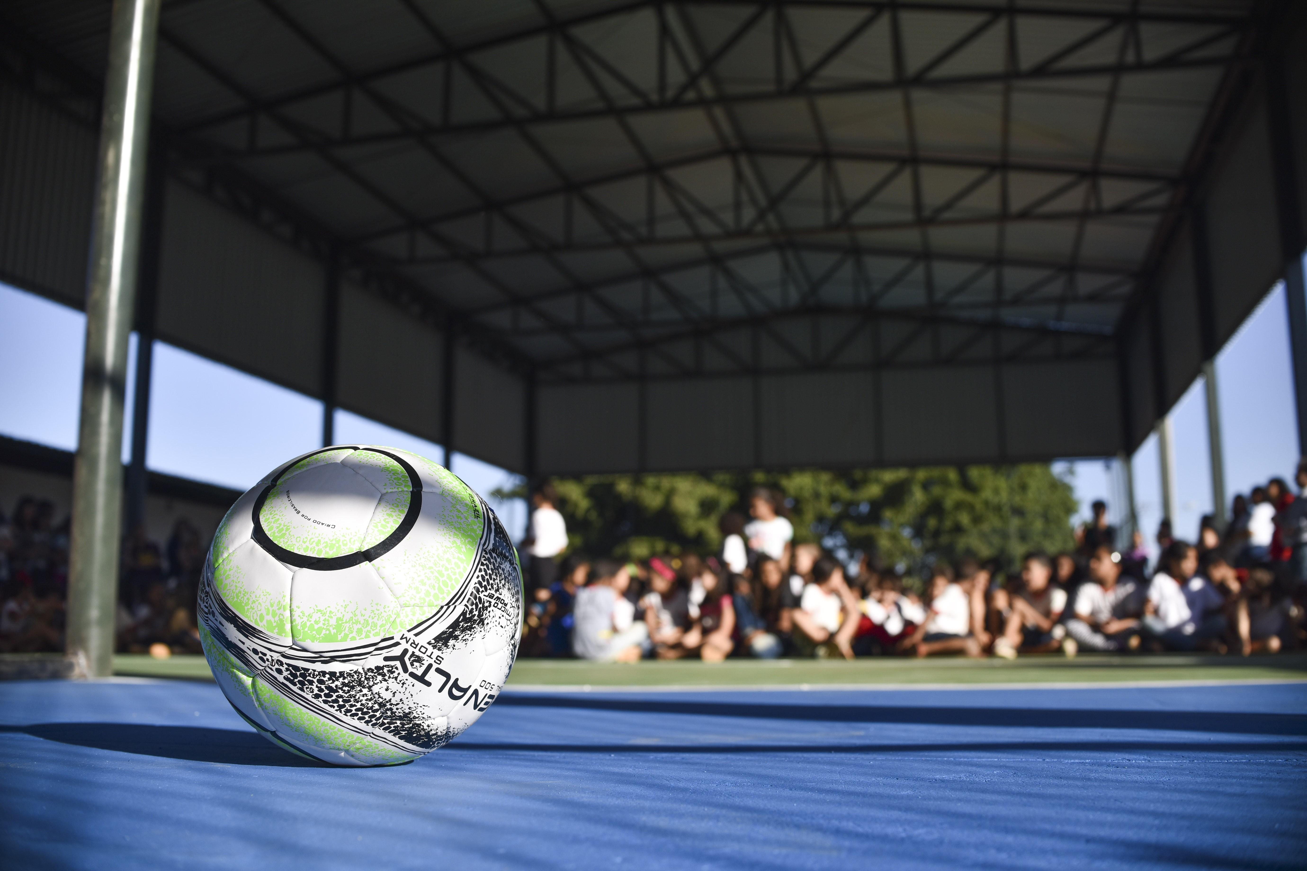Inscrições para aulas de esporte na rede pública do DF começam na próxima segunda-feira