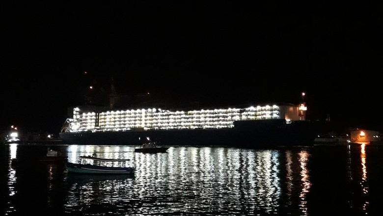 bois-navio-santos (Foto: Divulgação)