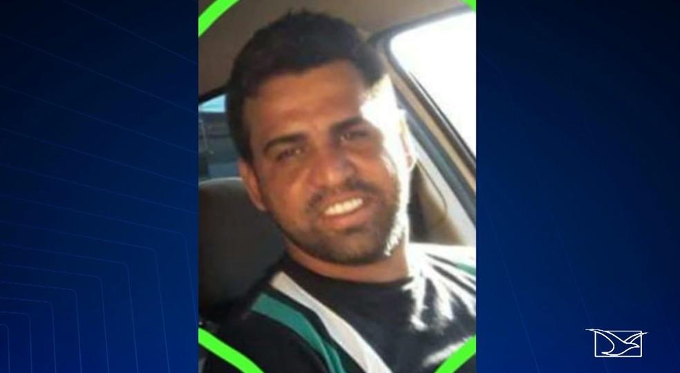 Danilo Cutrim Lima, de 28 anos, é apontado como o autor dos disparos que matou dois meninos em Santa Inês — Foto: Divulgação/TV Mirante