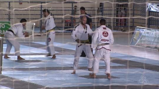 Veja o resultado final do Campeonato Roraimense de Jiu-jitsu