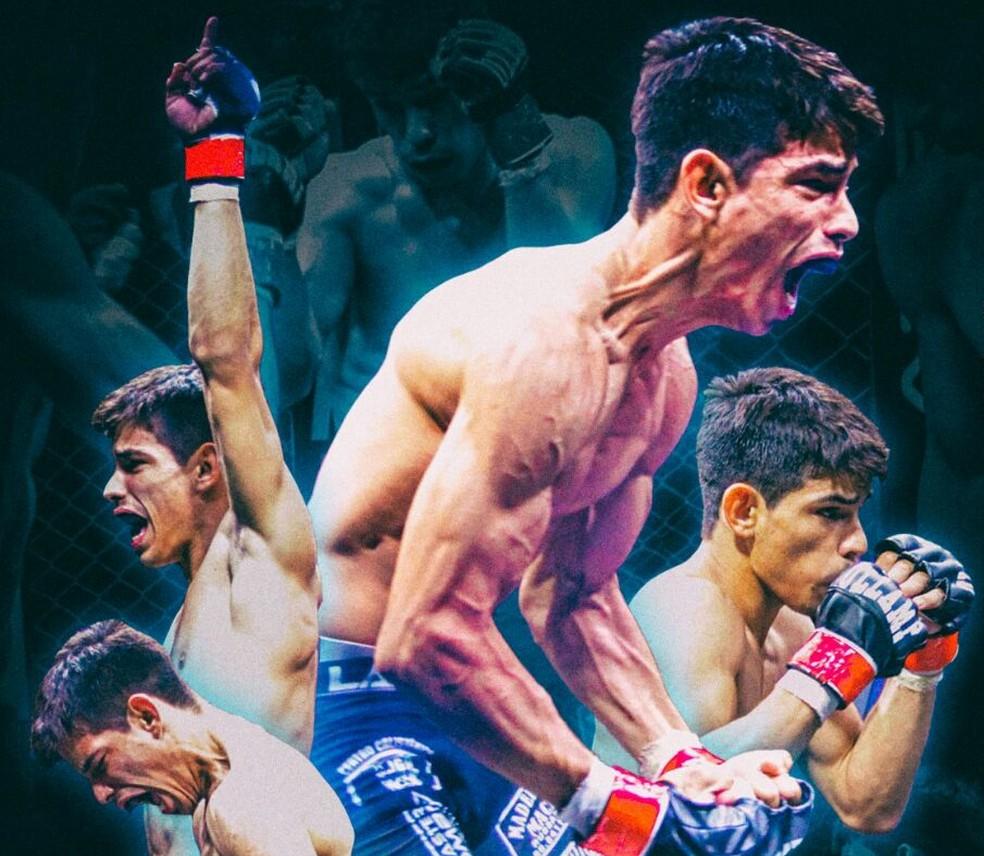 Jeovanny de Oliveira enfrentará atleta peruano de MMA com codinome