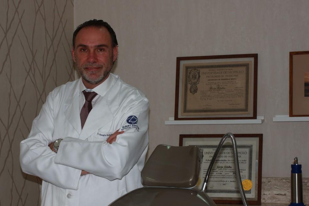 Dr. Sérgio Schalka (CRM 70148/SP) — Foto: Divulgação
