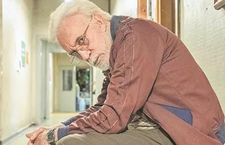 Moacyr Franco interpretará um idoso que sofre de Mal de Alzheimer e têm que lidar com o esquecimento constante Divulgação
