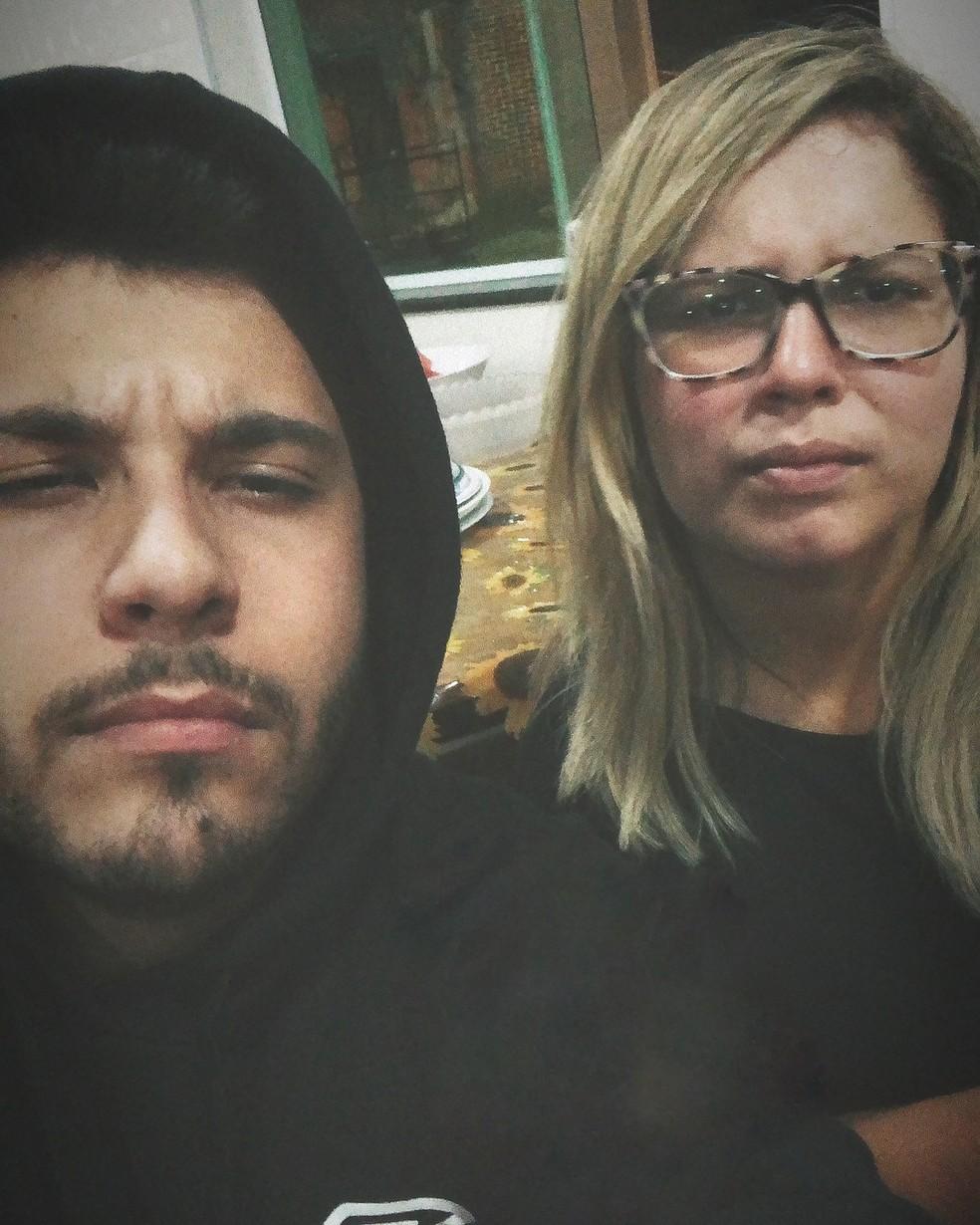 Marília Mendonça e Murilo Huff em imagem de maio de 2018 — Foto: Reprodução/Instagram