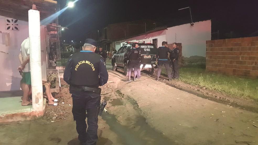 Em todo o Ceará foram 2.244 crimes, mais que o dobro de assassinatos ocorridos nos seis primeiros meses de 2019 — Foto: Arquivo