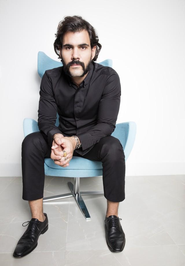 Juliano Cazarré (Foto: Andrea Dematte)