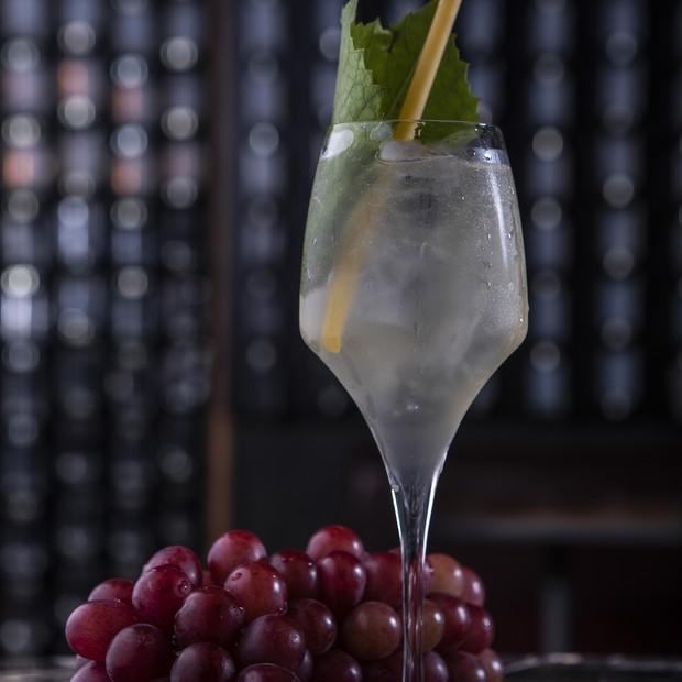 Uva, o drink (Foto: divulgação)