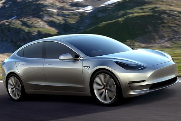 Carros elétricos da Tesla incorporarão a linha da Fiat Chrysler para evitar multas ambientais  (Foto: Divulgação)